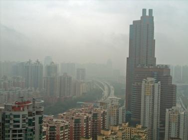 shenzhen-highrises