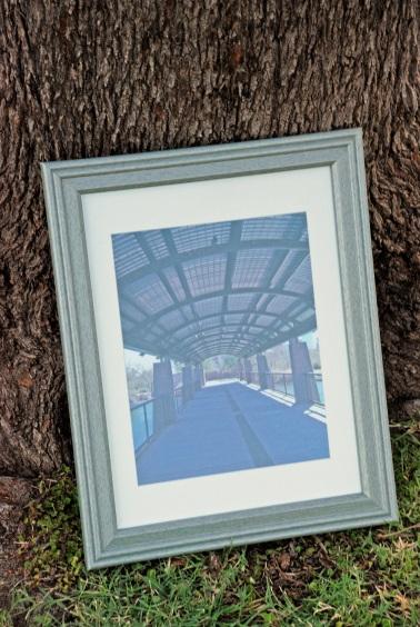 bridge-framed