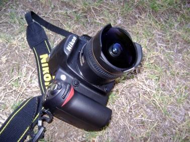 Nikon Fisheye