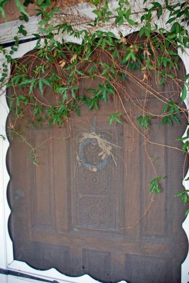 Door front
