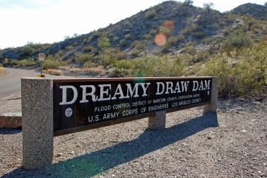 Dreamy Draw Dam