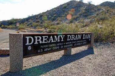 Dreamy Draw Dam