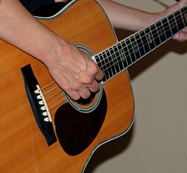 Kathy Guitar