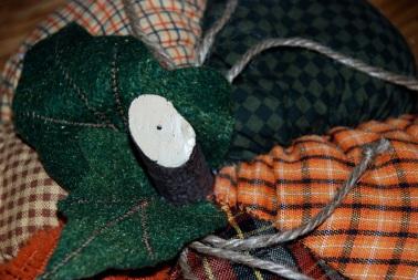 Quilt Pumpkin 1