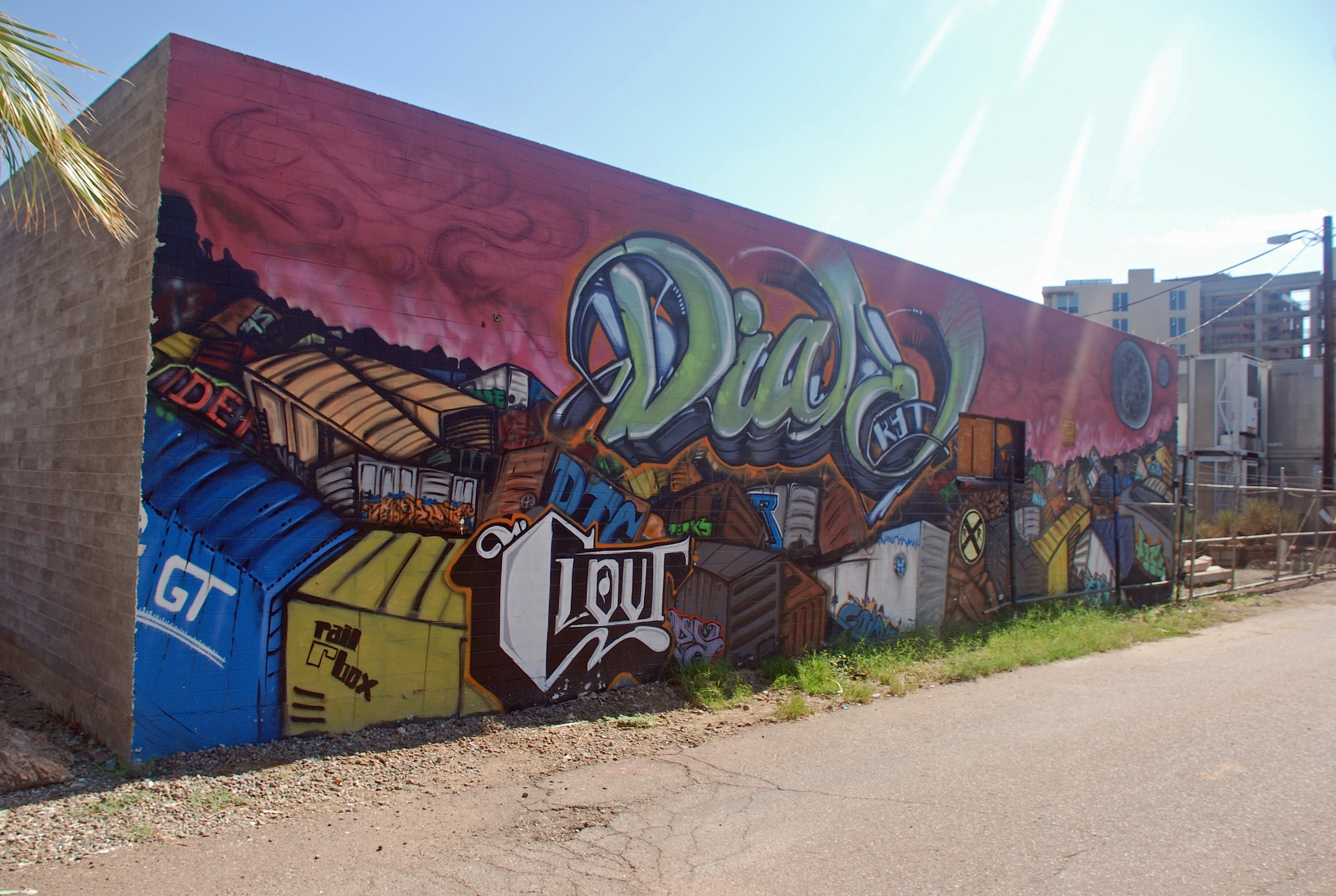 Neverending Murals - Downtown Phoenix Inc.