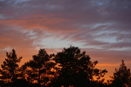 Sunset 8.6.13