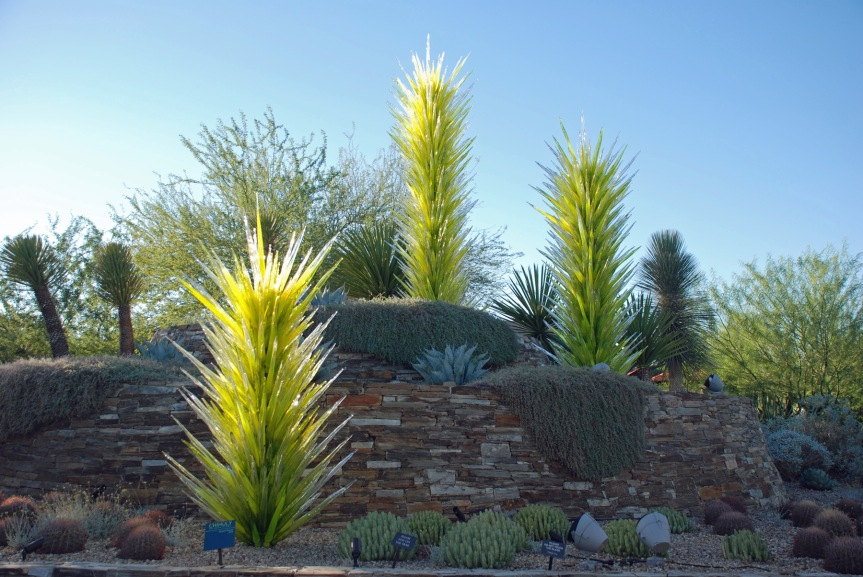 Chihuly Towers
