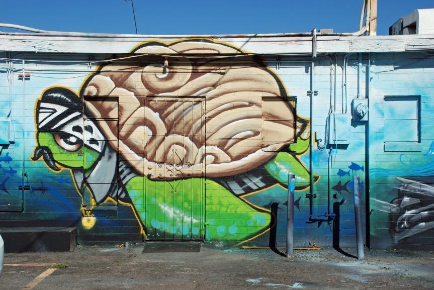 Turt Mural