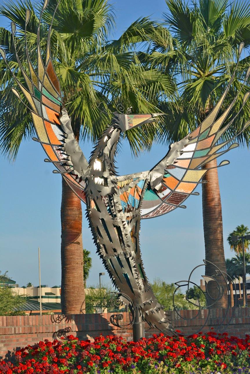 Phoenix Bird 4