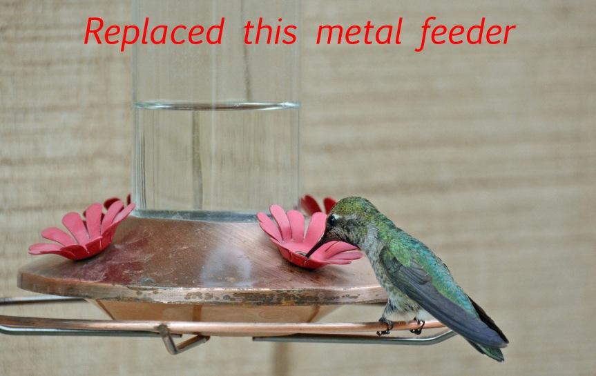 Metal Feeder