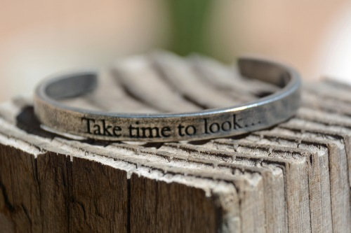 Take Time Cuff