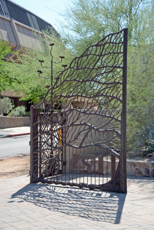 ASU Gate 2