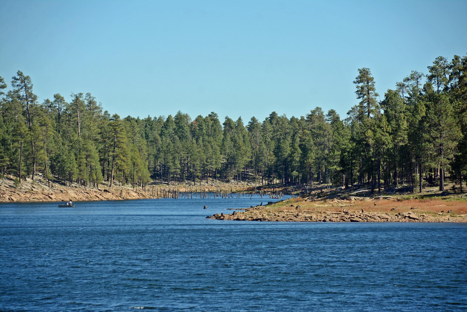 Willow Springs Lake 1